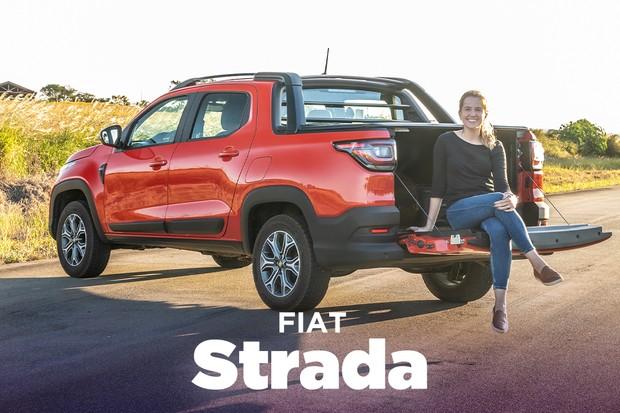 Fiat Strada (Foto: Autoesporte)