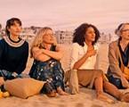As quatro protagonistas da série 'À beira do caos' | Divulgação/Netflix