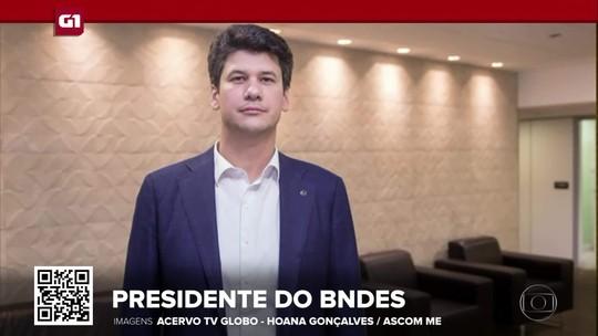 G1 em 1 Minuto: Gustavo Montezano toma posse como presidente do BNDES