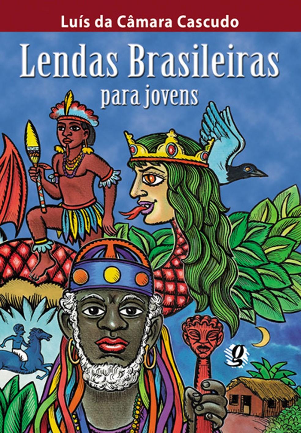 Lendas brasileiras para jovens (Foto: Divulgação)