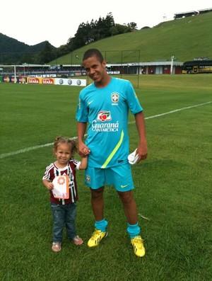 Com direito a gol de Adryan, sub-20 vence profissionais do Volta Redonda