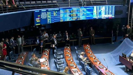 Senado aprova divisão dos recursos do pré-sal