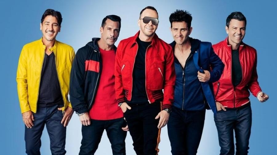 New Kids on The Block (Foto: Divulgação)