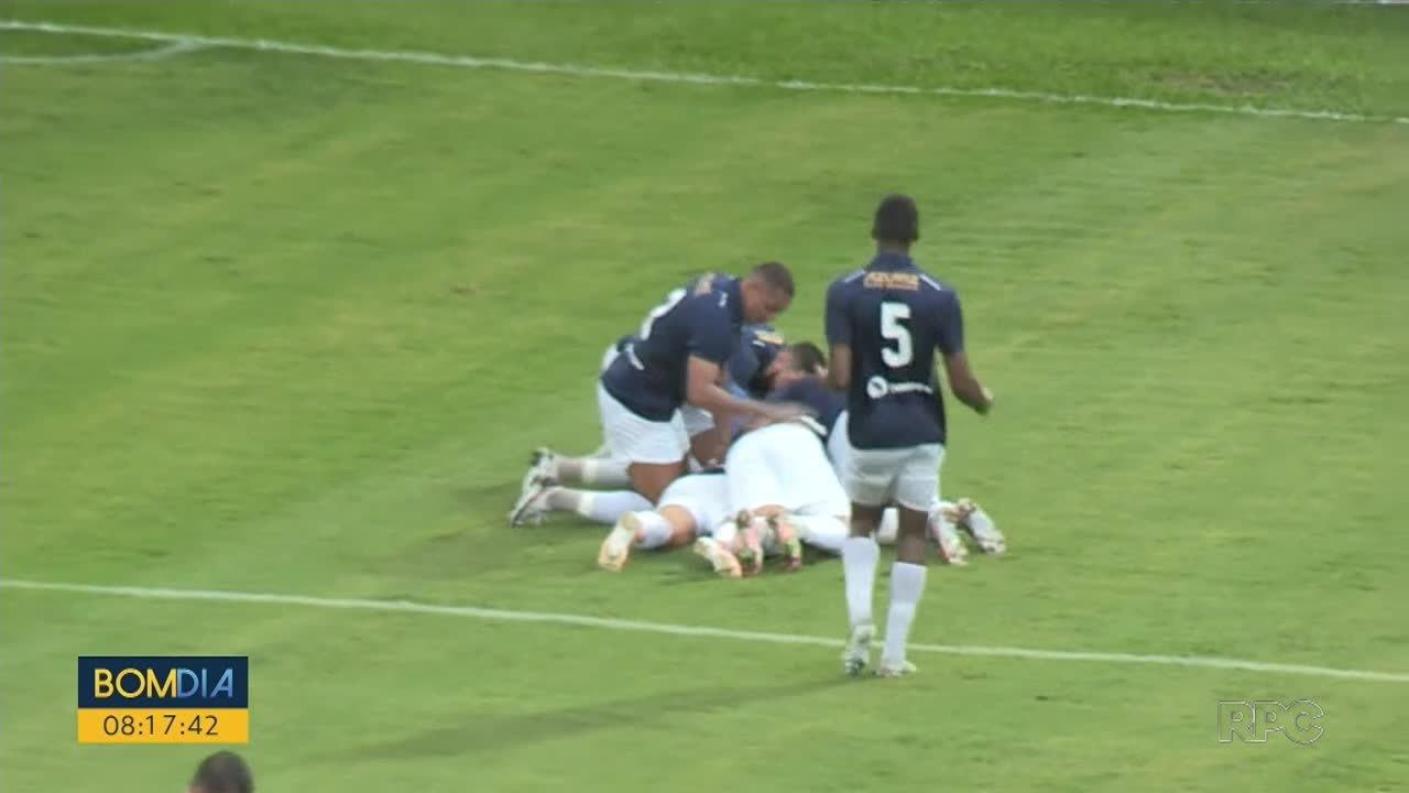 Campeonato Paranaense tem quatro jogos suspensos por causa da pandemia