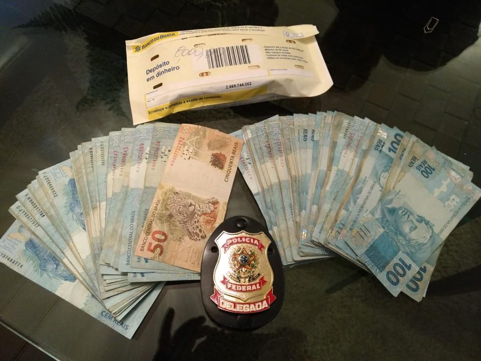Operação Ciranda foi feita no ano passado e descobriu fraude nas licitações no transporte escolar fluvial para atender alunos da rede municipal. — Foto: Polícia Federal/ Divulgação
