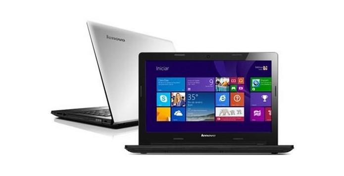 Notebook Lenovo G40 (Foto: Divulgação)