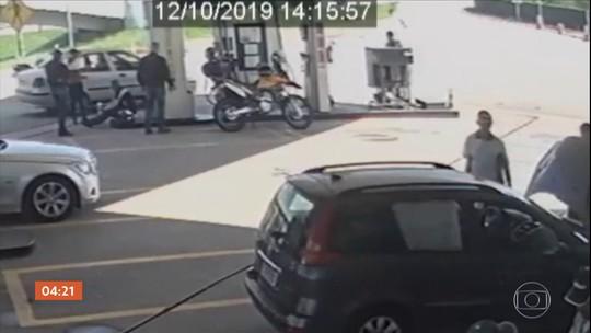 Imagens provocam reviravolta no caso de mortes durante assalto em posto em SP