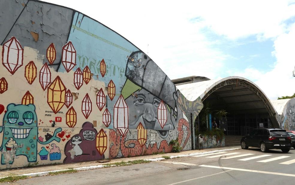 Espaço Cultural Renato Russo pela W2 Sul, em Brasília (Foto: Tony Winston/Agência Brasília/Divulgação)
