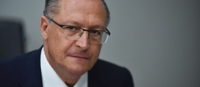 O governador Geraldo Alckmin (Foto: Ricardo Botelho / Brazil Photo Press / Agência O Globo)