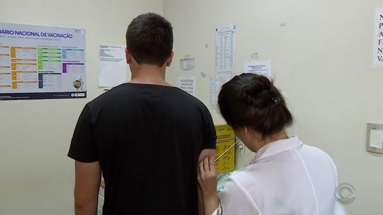 Mais de 1,5 mil unidades de saúde do RS realizam vacinas contra o sarampo no Dia D