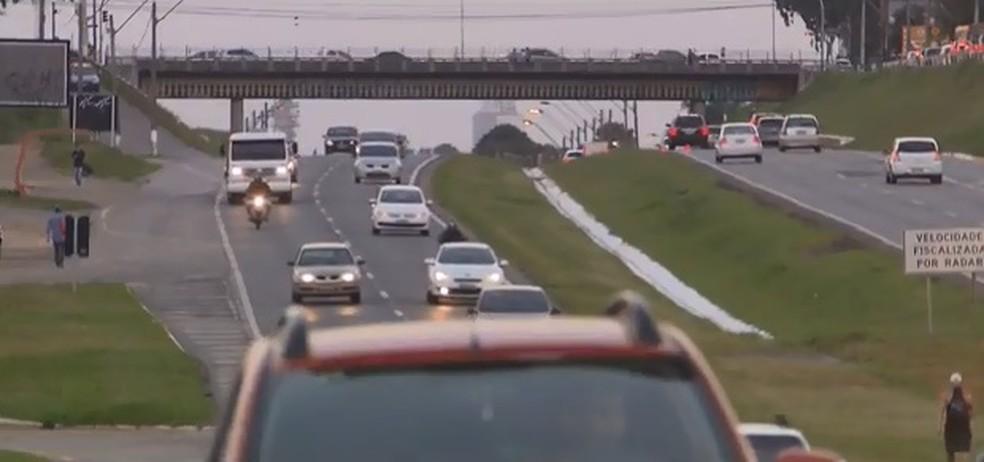 21 trechos de rodovias do Paraná foram incluídos em plano de desestatização do Governo Federal  — Foto: Reprodução/RPC
