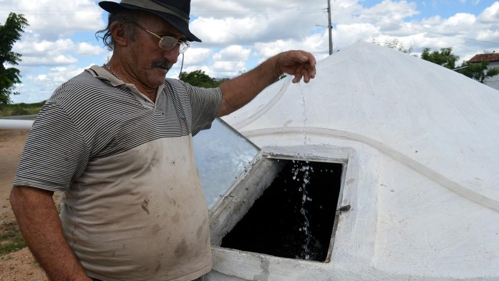 Documentário produzido pelo professor de Bauru após a viagem aborda a importância da água  — Foto: Marcio Francisco Martins / Arquivo pessoal