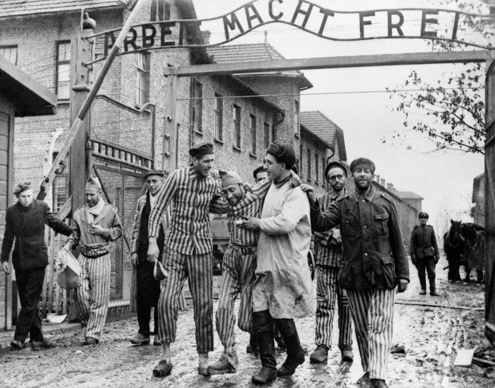 Lembrar de Auschwitz