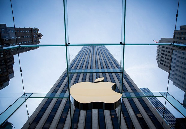 Apple (Foto: Eric Thayer/Getty Images)