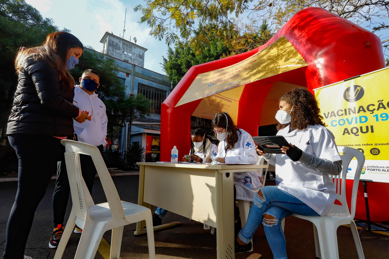 Cidades do RS avançam na vacinação contra a Covid; veja calendário da semana