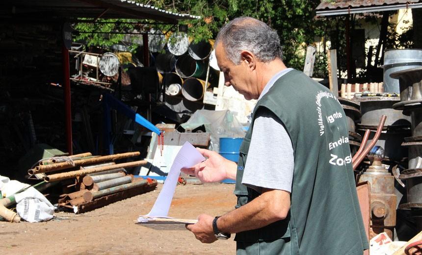 Prefeitura suspende realização do LIRAa de outubro em Juiz de Fora