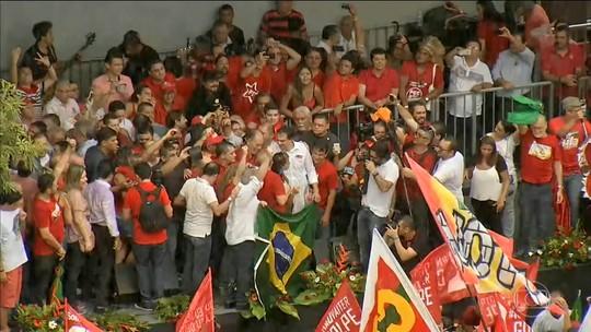'Quinta-feira, se tudo der certo, eu estarei assumindo ministério', diz Lula