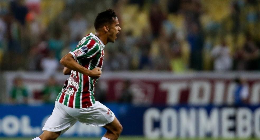Flu considera Palmeiras, Corinthians e São Paulo vivos na disputa por Scarpa (Foto: Lucas Merçon/FluminenseFC)