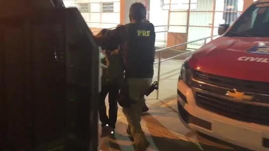 Suspeito de se passar por policial de PE é preso com drogas e armas em AL