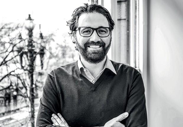 Mikkel Svane, CEO da Zendesk (Foto: Jacob Meltzer)