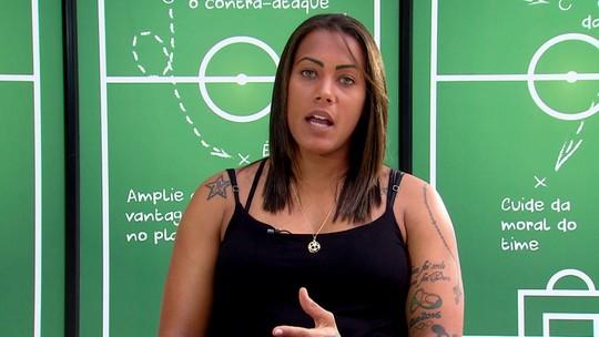 Bárbara se vê em última Copa e acredita em despedidas de Marta, Cristiane e Formiga