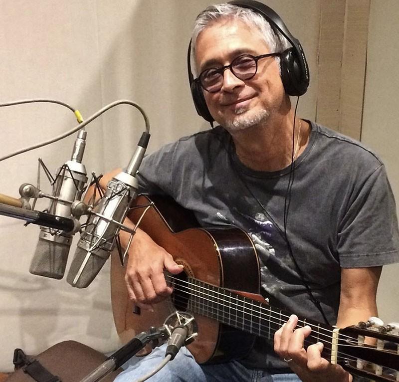 Zé Renato grava no Rio o disco infantil 'Água pras crianças'