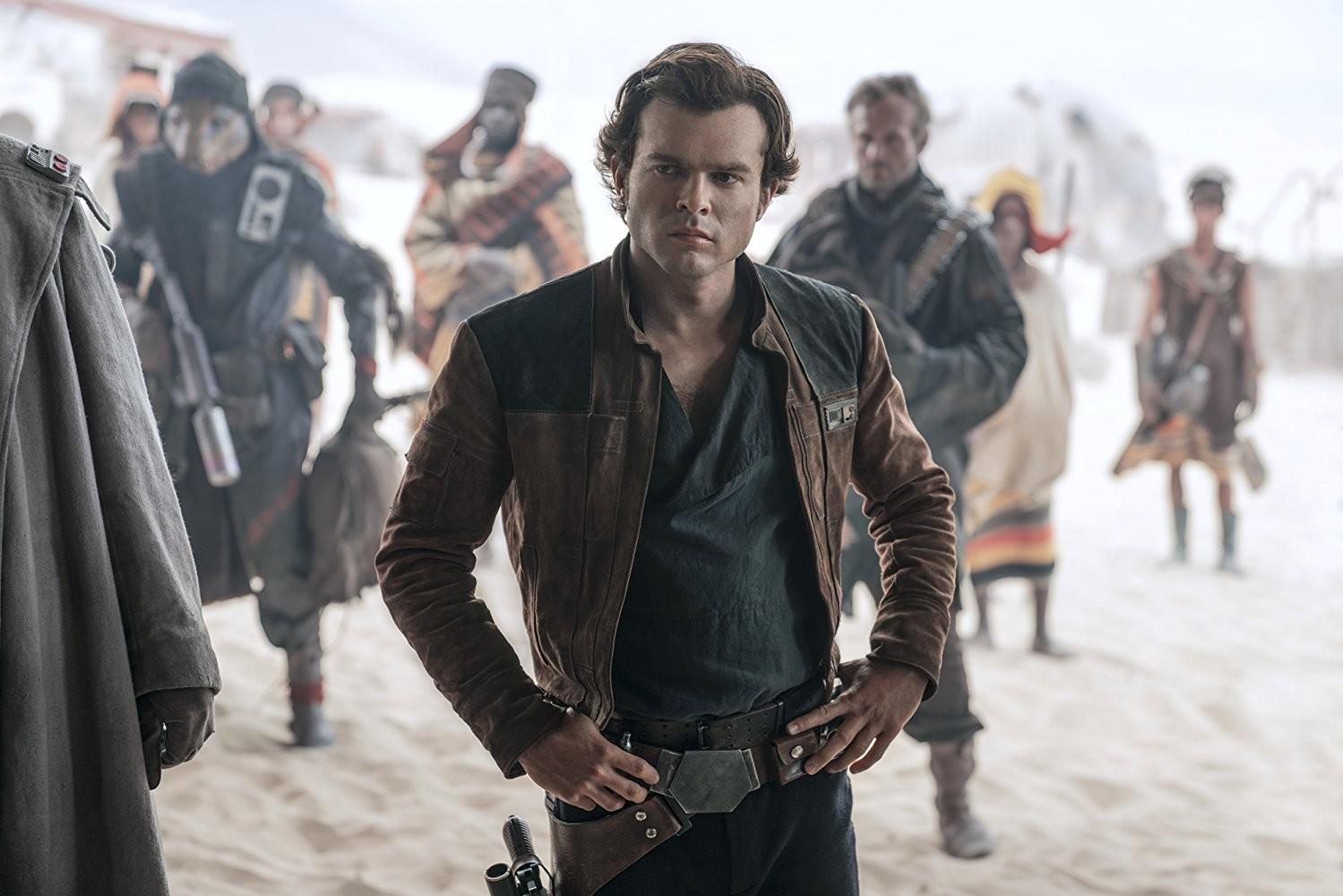 'Han Solo: Uma história Star Wars' estreia no cinema de Rio Branco