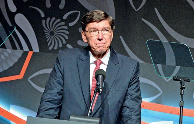 Clayton Christensen (Foto: Getty Image)