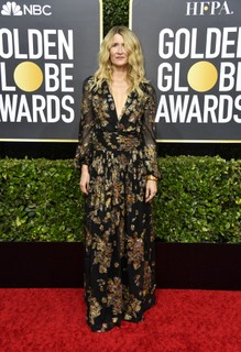 Laura Dern usa Saint Laurent