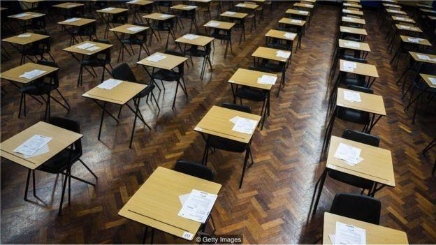 Ao redor do mundo, a indústria de ensino privado está crescendo (Foto: Getty Images via BBC News Brasil)