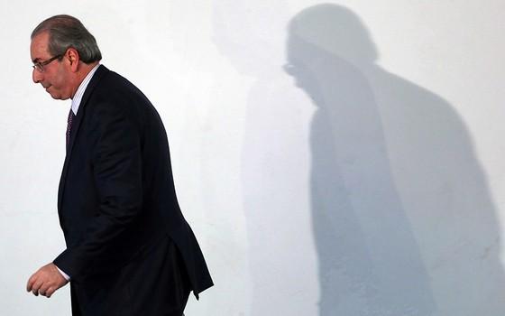 O impulso a Marun na política veio com a aproximação com o então presidente da Câmara, Eduardo Cunha. O ministro perfilou-se à tropa de choque em favor do impeachment de Dilma Rousseff e contra a cassação de Cunha (Foto: Andre Coelho / Agencia O Globo)