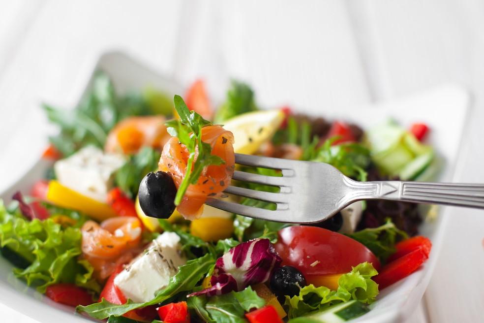 Vegetais são indicados para a dieta detox neste começo de ano (Foto: IStock Getty Images)