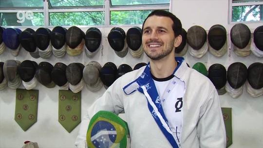Com quatro Olimpíadas no currículo, Renzo Agresta anuncia aposentadoria