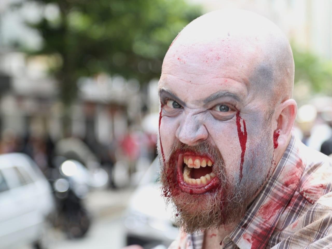 FOTOS: veja imagens da Zombie Walk de 2020, em Curitiba
