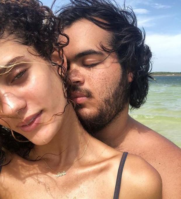 Laura Fernandez e Francisco Gil (Foto: Reprodução/Instagram)