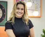 Fernanda Gentil irá para os domingos na Globo | Fabio Rocha/Divulgação