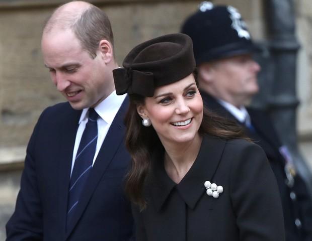 Príncipe William e Kate Middleton (Foto: Reprodução)