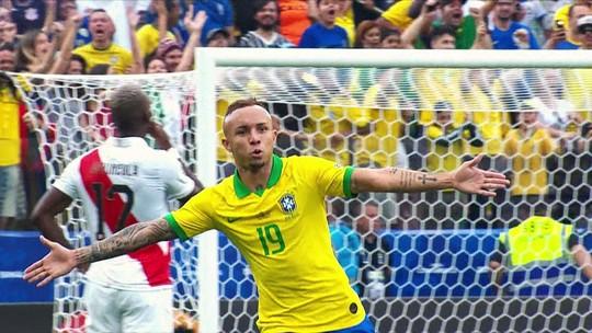 Troca de Passes destaca os números da primeira fase da Copa América