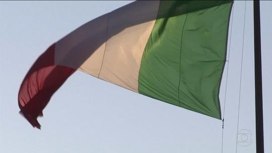 Italianos vão às urnas no domingo escolher novo primeiro-ministro
