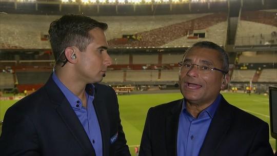 """PC Vasconcellos vê vitória do Grêmio """"ainda mais estimulante"""" sem Éverton e Luan"""