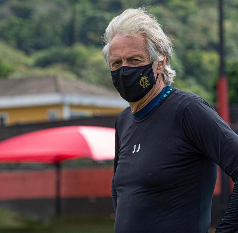 Faz um ano que o Flamengo anunciou Jorge Jesus; veja números e as razões da revolução rubro-negra