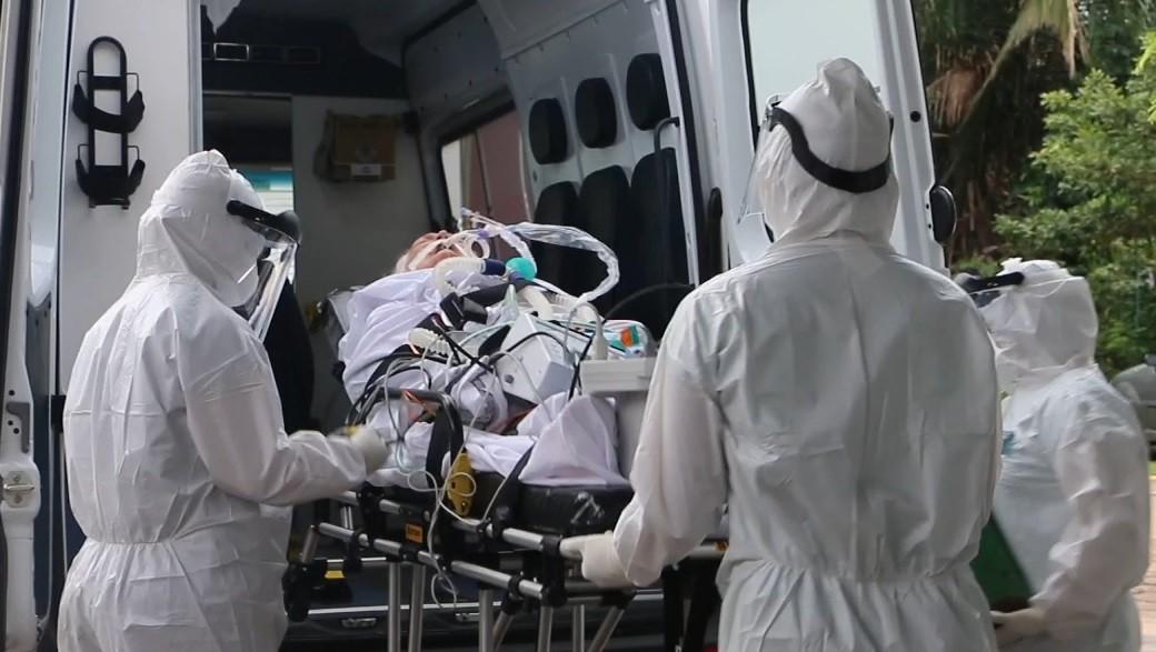Em 5 meses, Maranhão já superou 70% dos casos de Síndrome Respiratória Aguda Grave de toda 2020