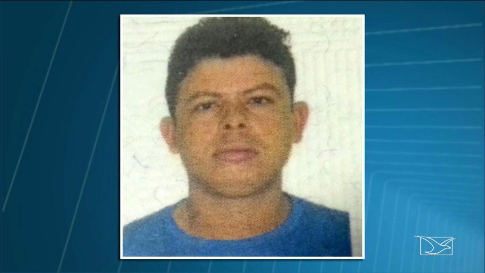 -  Adriano de Oliveira Nascimento foi morto após um desentendimento em bloco de carnaval em Codó.  Foto: Reprodução/TV Mirante