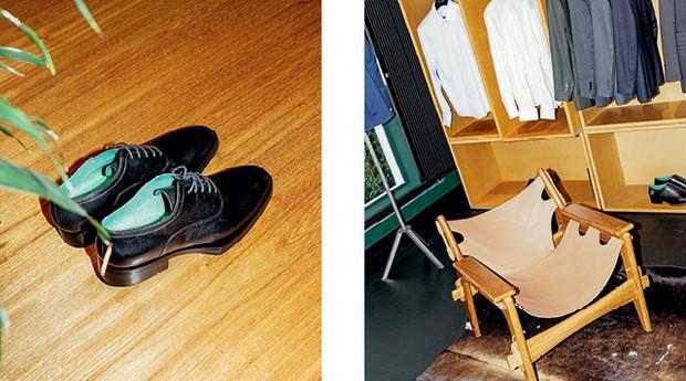 Alexandre Won: entrevista detalhada para entender o estilo e as preferências do comprador (Foto: Vítor Jardim)