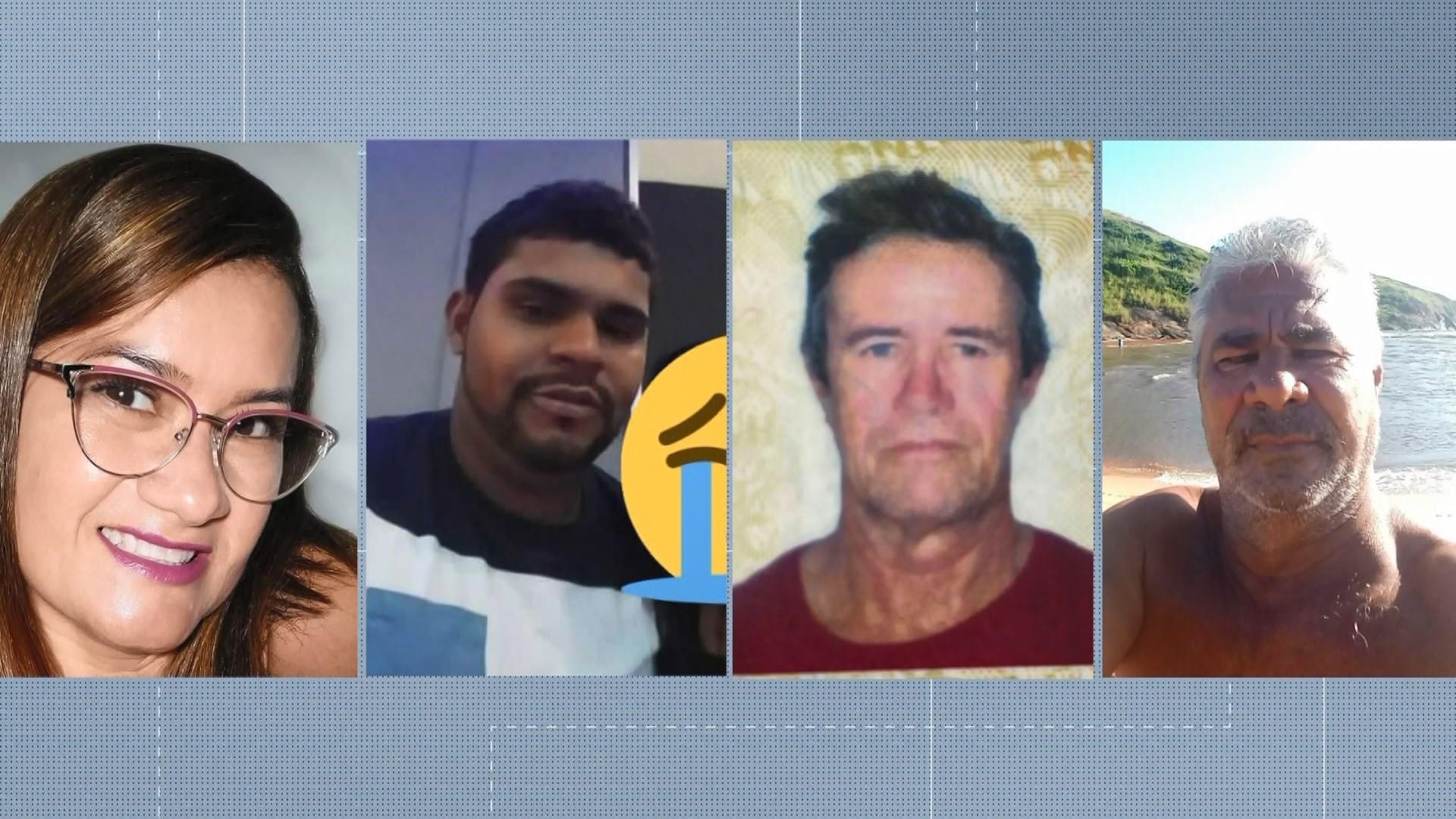 Após chacina em Vila Velha, ES, familiares liberam corpos das vítimas