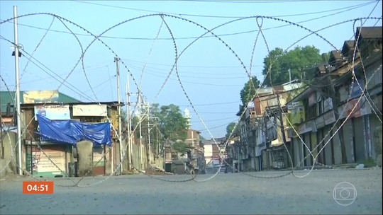 Índia decide revogar a autonomia da Caxemira