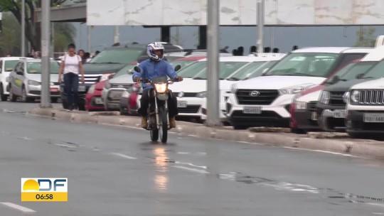 Número de acidentes envolvendo motociclistas nas pistas do DF preocupa