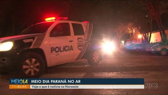 Dez pessoas são presas em operação de combate ao tráfico de drogas em Terra Rica