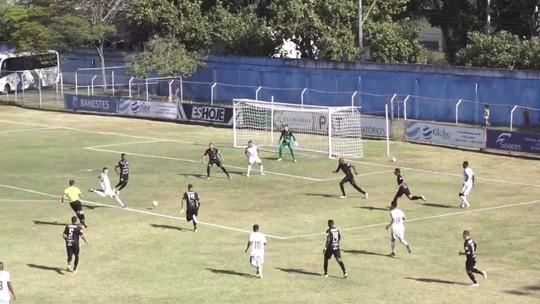 O gol de Vitória-ES 1 x 0 Rio Branco-ES, pela Copa Espírito Santo 2019