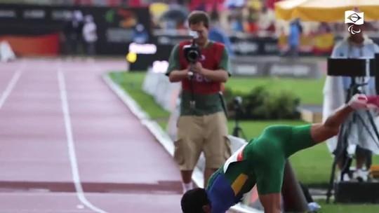 Com participação do medalhista Daniel Dias, Comitê Paralímpico lança campanha